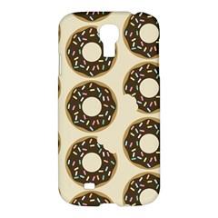 Donuts Samsung Galaxy S4 I9500/i9505 Hardshell Case by Kathrinlegg
