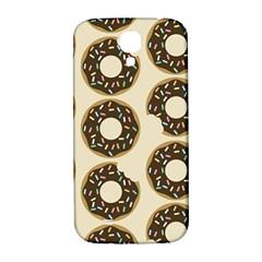 Donuts Samsung Galaxy S4 I9500/i9505  Hardshell Back Case by Kathrinlegg