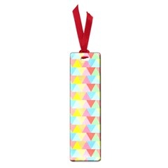 Triangle Pattern Small Bookmark by Kathrinlegg