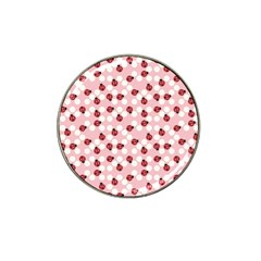 Spot The Ladybug Golf Ball Marker 10 Pack (for Hat Clip) by Kathrinlegg