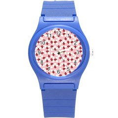 Spot The Ladybug Plastic Sport Watch (small) by Kathrinlegg