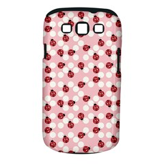 Spot The Ladybug Samsung Galaxy S Iii Classic Hardshell Case (pc+silicone) by Kathrinlegg