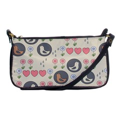 Love Birds Evening Bag by Kathrinlegg