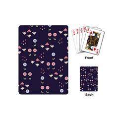 Summer Garden Playing Cards (mini) by Kathrinlegg
