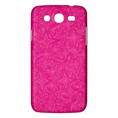 Abstract Stars In Hot Pink Samsung Galaxy Mega 5 8 I9152 Hardshell Case  by StuffOrSomething