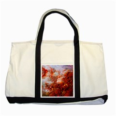 Star Dream Two Toned Tote Bag