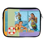 summer - Apple iPad 2/3/4 Zipper Case