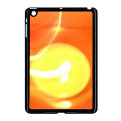 Orange Yellow Flame 5000 Apple Ipad Mini Case (black) by yoursparklingshop
