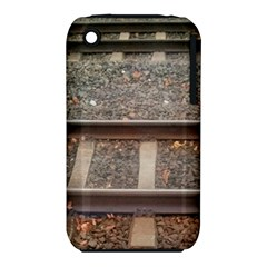 Railway Track Train Apple iPhone 3G/3GS Hardshell Case (PC+Silicone) by yoursparklingshop