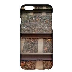 Railway Track Train Apple Iphone 6 Plus Hardshell Case by yoursparklingshop