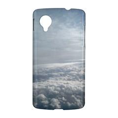 Sky Plane View Google Nexus 5 Hardshell Case by yoursparklingshop