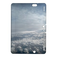 Sky Plane View Kindle Fire HDX 8.9  Hardshell Case