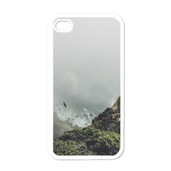 Untitled2 Apple Iphone 4 Case (white) by things9things