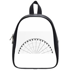 Untitled School Bag (small) by things9things