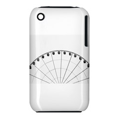 Untitled Apple Iphone 3g/3gs Hardshell Case (pc+silicone) by things9things