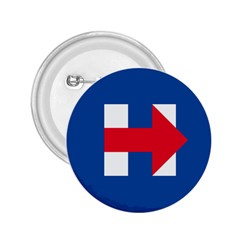 Hillary H button by spelrite