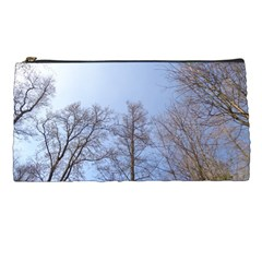 Large Trees In Sky Pencil Case by yoursparklingshop