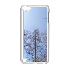 Large Trees In Sky Apple Ipod Touch 5 Case (white) by yoursparklingshop