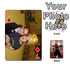Miri/tiferet By Naomi   Playing Cards 54 Designs   X2bip1qz552c   Www Artscow Com Front - Diamond7
