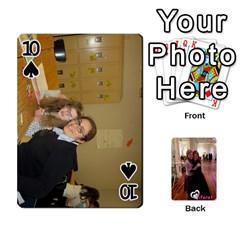 Miri/tiferet By Naomi   Playing Cards 54 Designs   X2bip1qz552c   Www Artscow Com Front - Spade10
