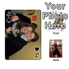 Jack Miri/tiferet By Naomi   Playing Cards 54 Designs   X2bip1qz552c   Www Artscow Com Front - SpadeJ