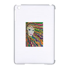 Inspirational Girl Apple Ipad Mini Hardshell Case (compatible With Smart Cover) by sjart