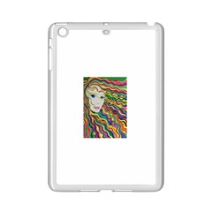 Inspirational Girl Apple Ipad Mini 2 Case (white) by sjart