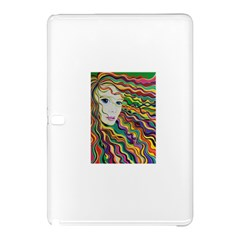 Inspirational Girl Samsung Galaxy Tab Pro 10 1 Hardshell Case by sjart