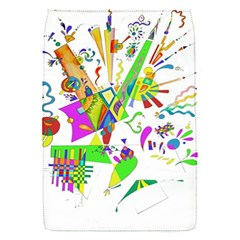 Splatter Life Removable Flap Cover (small) by sjart