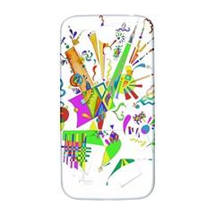 Splatter Life Samsung Galaxy S4 I9500/i9505  Hardshell Back Case by sjart