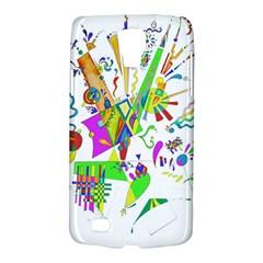 Splatter Life Samsung Galaxy S4 Active (i9295) Hardshell Case by sjart