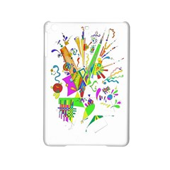 Splatter Life Apple Ipad Mini 2 Hardshell Case by sjart