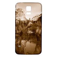 Native American Samsung Galaxy S5 Back Case (White)