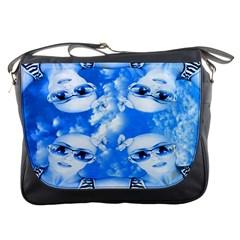 Skydivers Messenger Bag by icarusismartdesigns