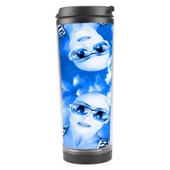 Skydivers Travel Tumbler by icarusismartdesigns