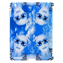 Skydivers Apple Ipad 3/4 Hardshell Case (compatible With Smart Cover) by icarusismartdesigns
