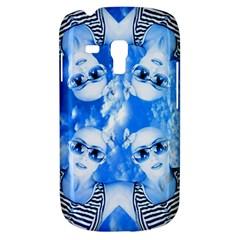 Skydivers Samsung Galaxy S3 Mini I8190 Hardshell Case by icarusismartdesigns