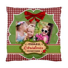 Xmas By Xmas   Standard Cushion Case (two Sides)   7vqvrwmoho5k   Www Artscow Com Back
