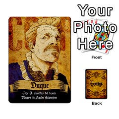 Coup Hugo Ivan Español By Maeggor   Playing Cards 54 Designs   0jxky1btmsk0   Www Artscow Com Front - Heart4