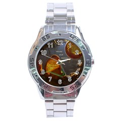 Follow Your Passion Stainless Steel Watch by lucia