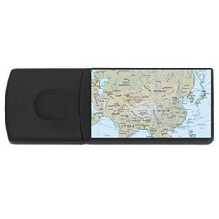 Asia USB Flash Drive Rectangular (4 GB) by Maps