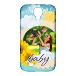 baby - Samsung Galaxy S4 Classic Hardshell Case (PC+Silicone)