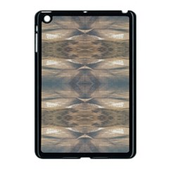 Wildlife Wild Animal Skin Art Brown Black Apple Ipad Mini Case (black) by yoursparklingshop