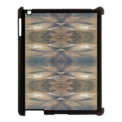 Wildlife Wild Animal Skin Art Brown Black Apple Ipad 3/4 Case (black) by yoursparklingshop