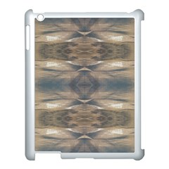Wildlife Wild Animal Skin Art Brown Black Apple Ipad 3/4 Case (white) by yoursparklingshop