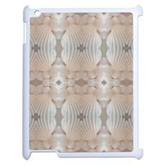 Seashells Summer Beach Love Romanticwedding  Apple Ipad 2 Case (white) by yoursparklingshop