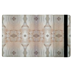 Seashells Summer Beach Love Romanticwedding  Apple Ipad 2 Flip Case by yoursparklingshop