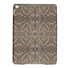 Love Hearts Beach Seashells Shells Sand  Apple Ipad Air 2 Hardshell Case by yoursparklingshop