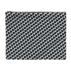 Hot Wife   Queen Of Spades Motif Cosmetic Bag (xl) by HotWifeSecrets