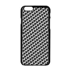 Hot Wife - Queen of Spades Motif Apple iPhone 6 Black Enamel Case